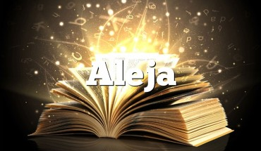 Aleja