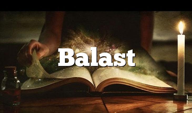 Balast