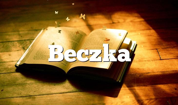 Beczka