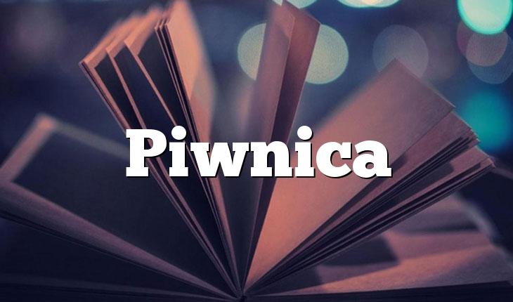 Piwnica