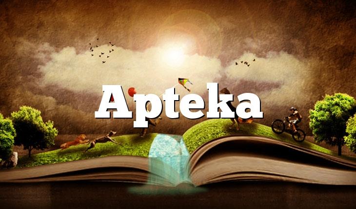 Apteka