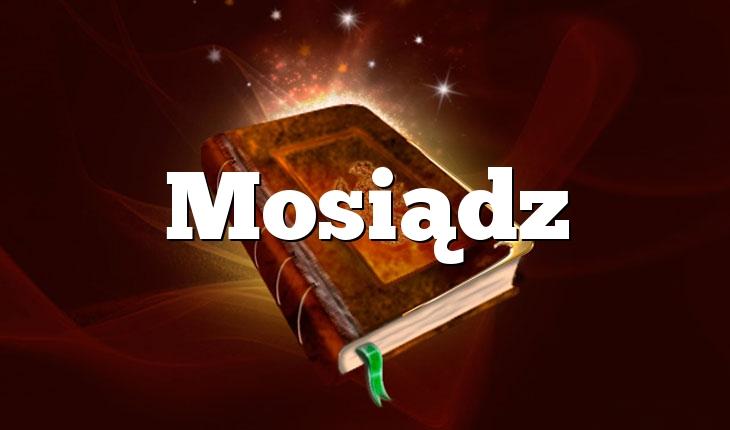 Mosiądz