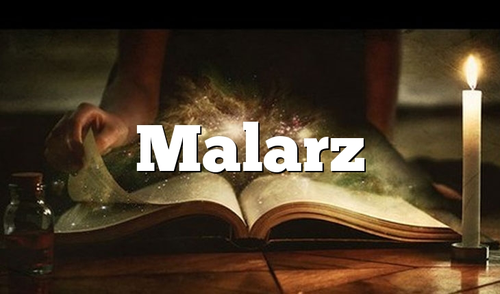 Malarz