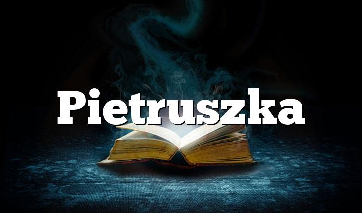 Pietruszka