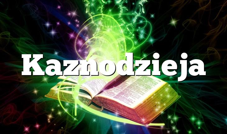 Kaznodzieja