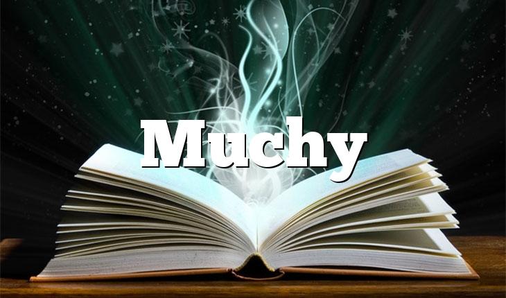 Muchy