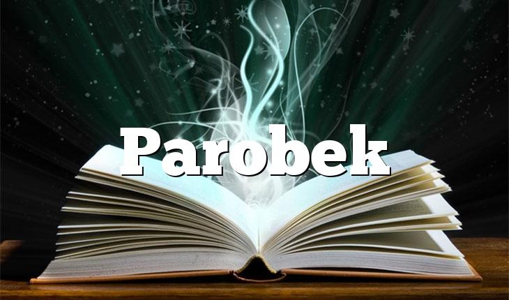 Parobek